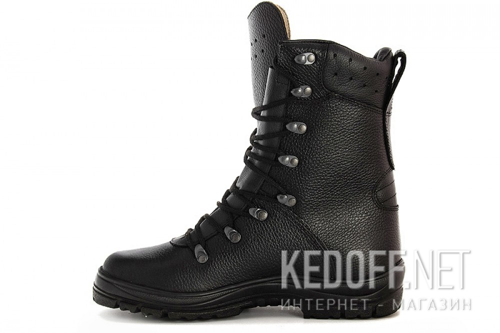 Ankle Boots Forester Bundeswehr 25069-L20 Waterproof