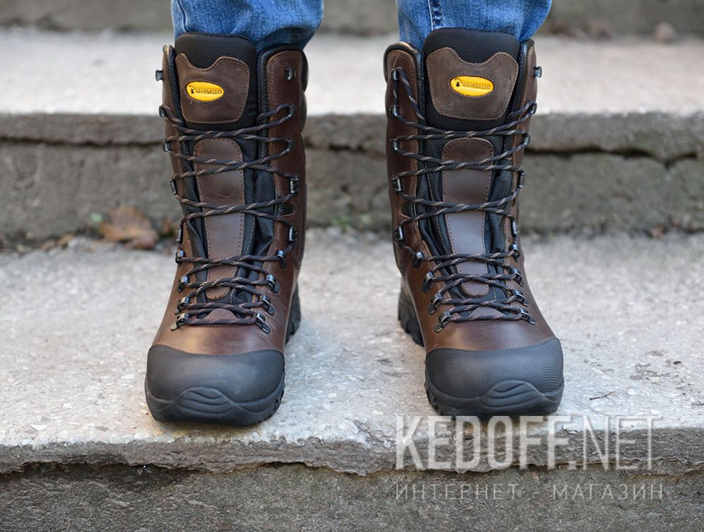 Доставка Берцы Forester Vibram 47311-45 Made in Italy