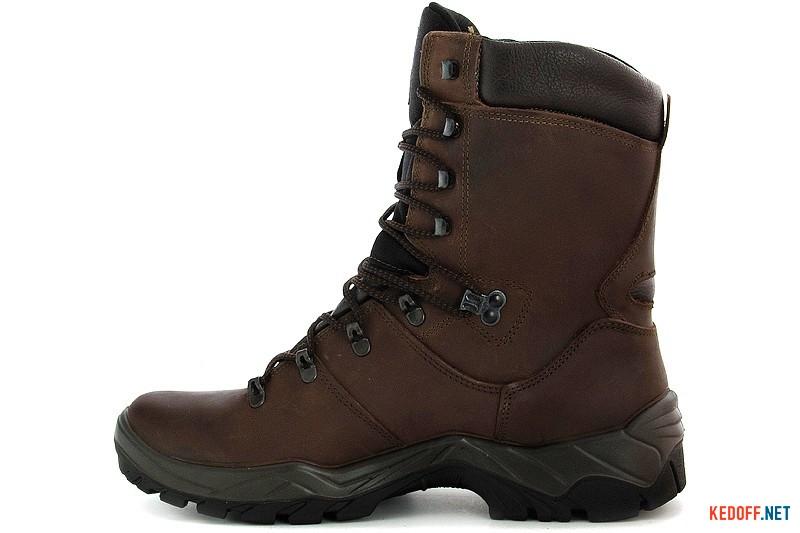 Чоловічі черевики Grisport 10127-D11 Коричнева шкіра