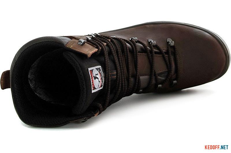 Men's Boots Grisport 10127-D11 Brown Leather