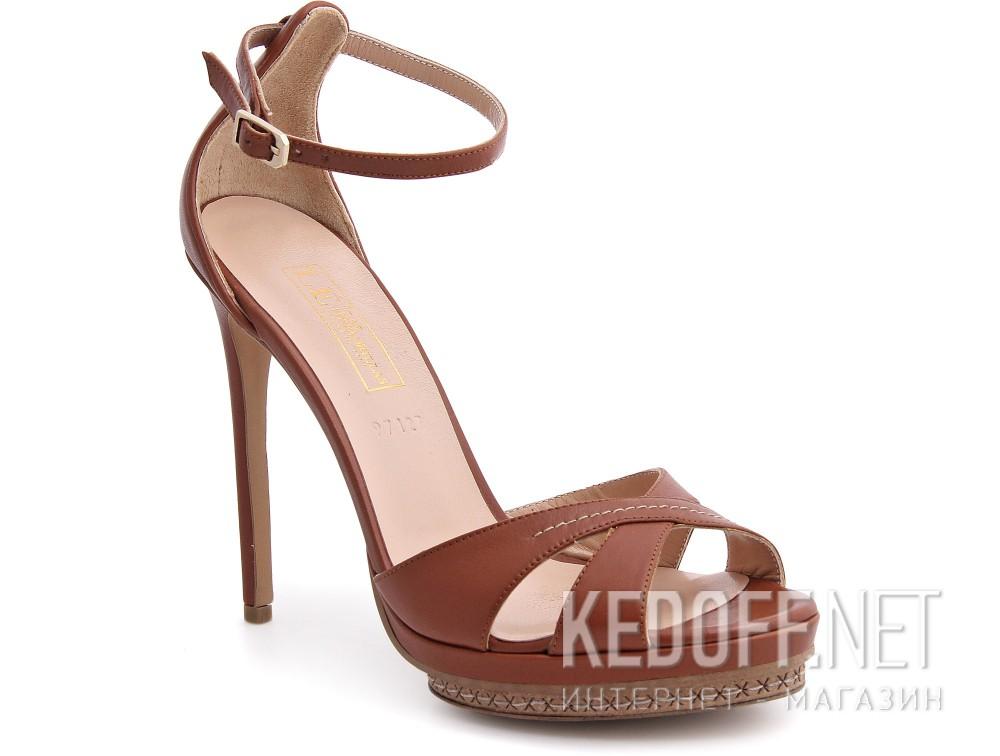 Купить Женские туфли Las Espadrillas 0197127-45   (светло-коричневый)