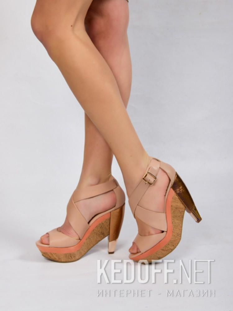 Женские туфли Nine West 60219874-С48   (бежевый)