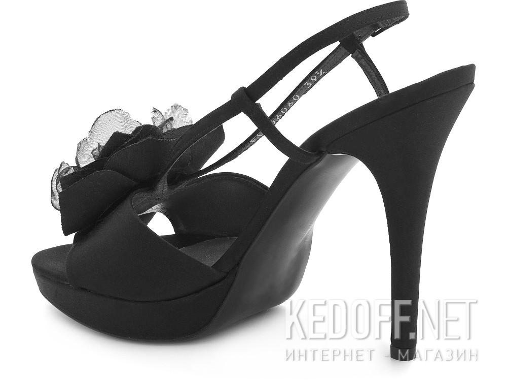 Женские босоножки Stuart Weitzman 06060   (чёрный) купить Украина