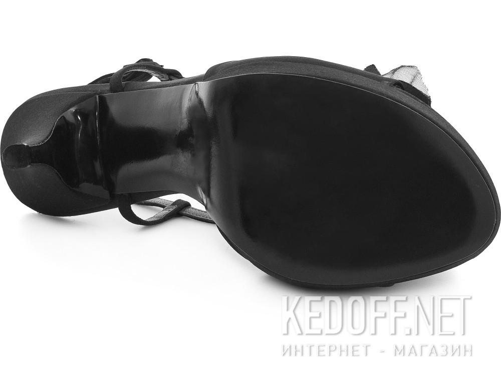 Женские босоножки Stuart Weitzman 06060   (чёрный) купить Киев