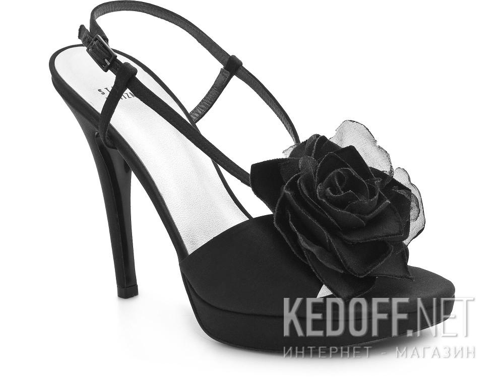 Купить Женские босоножки Stuart Weitzman 06060   (чёрный)