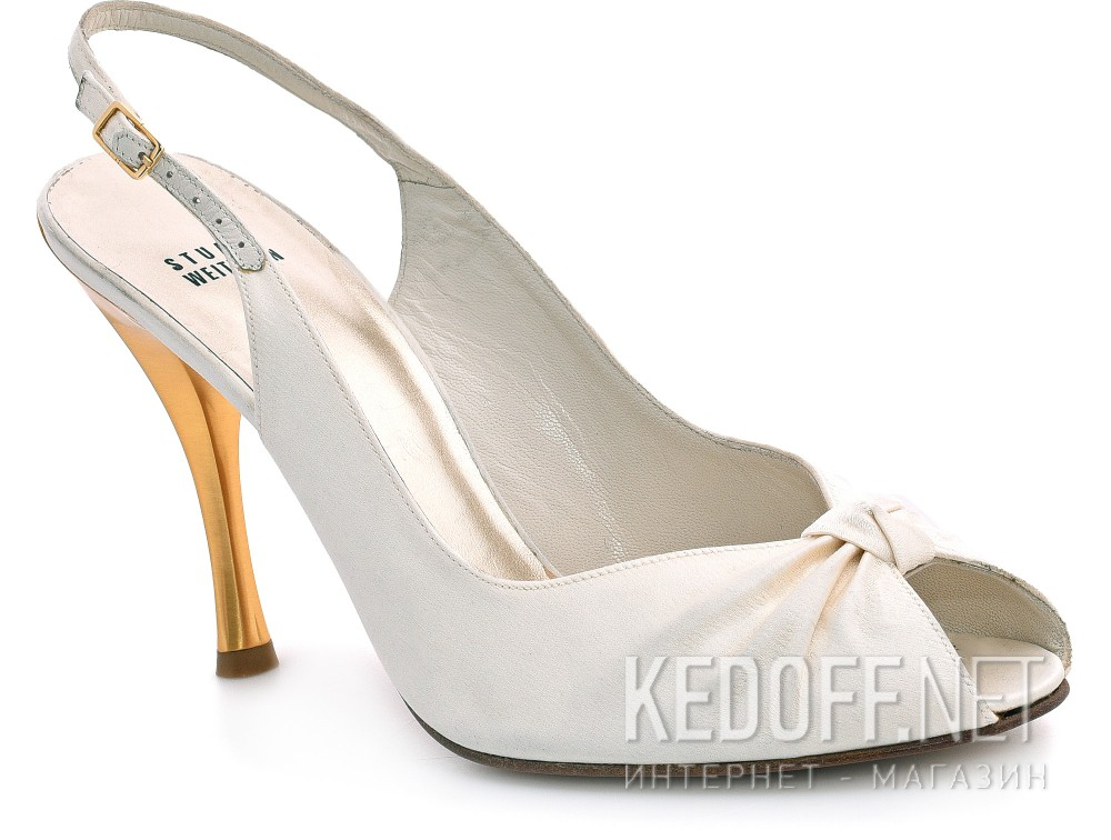 Купить Женские сандалии Stuart Weitzman 40945   (бежевый)