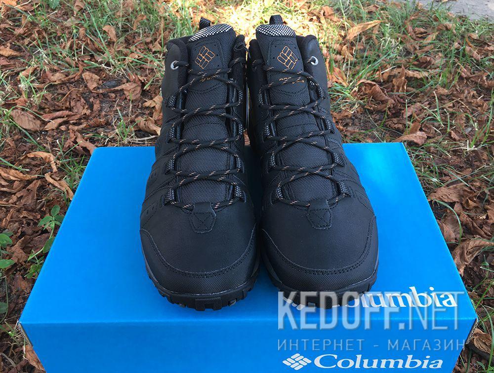Ботинки Columbia Peakfreak Nomad Chukka Waterproof Omni-Heat BM3926-010 все размеры