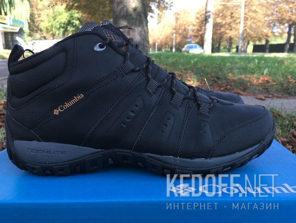 Ботинки Columbia Peakfreak Nomad Chukka Waterproof Omni-Heat BM3926-010 доставка по Украине