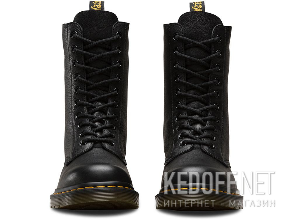 2cf2a9d5a47 Shop Shoes Dr. Martens Black 1490-DM22524001 Virginia Leather at ...