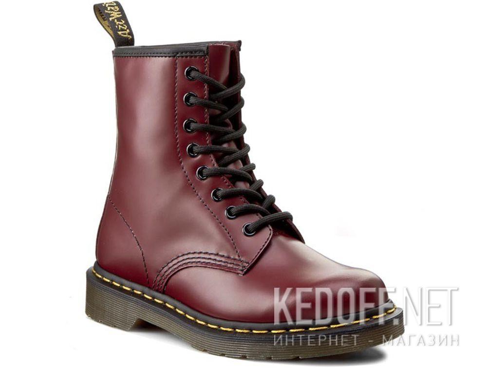 Купить Ботинки Dr. Martens Pascal 1460-10072600 Dark Cherry