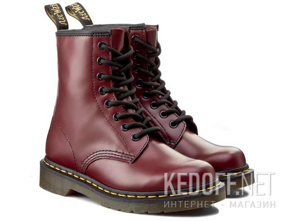Ботинки Dr. Martens Pascal 1460-10072600 Dark Cherry купить Украина