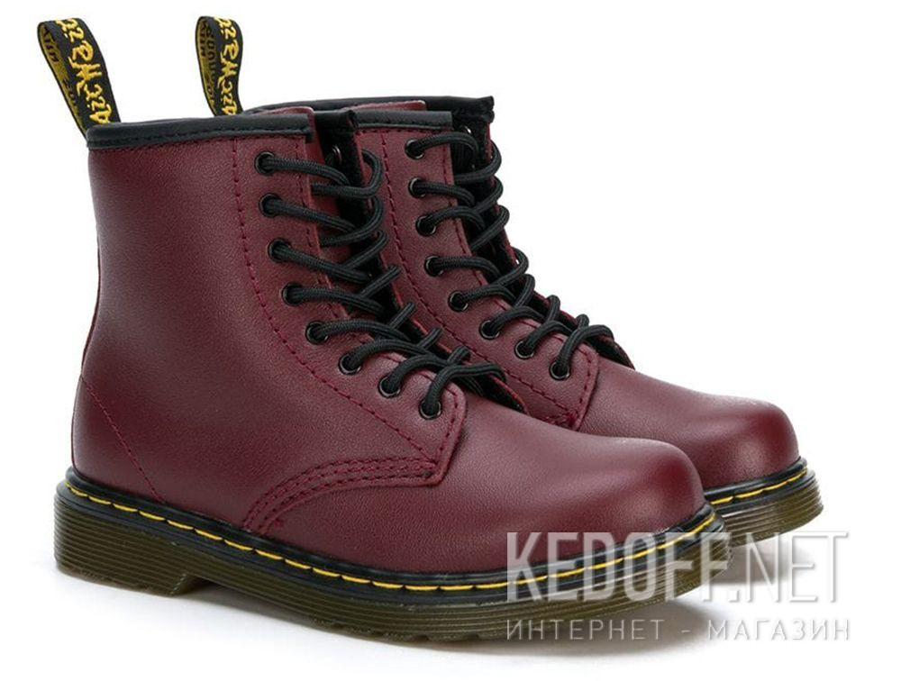 Ботинки Dr. Martens Pascal 1460-15382601 CHERRY RED SOFTY T купить Украина