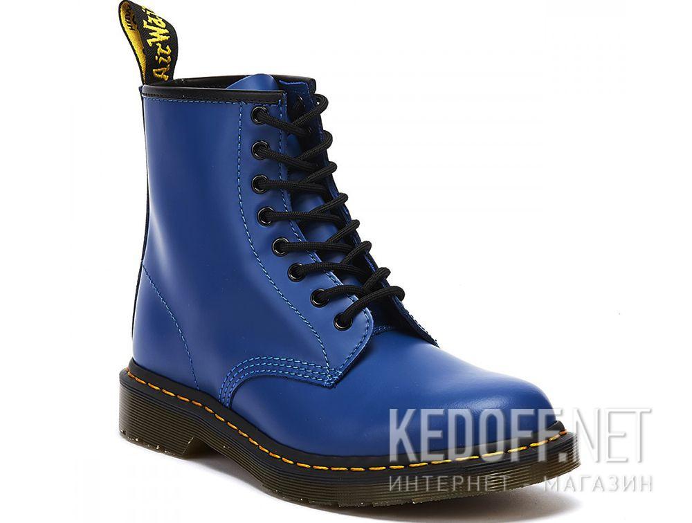 Купити Черевики Dr.Martens Colour Pop Smooth Blue 1460-DM24614400