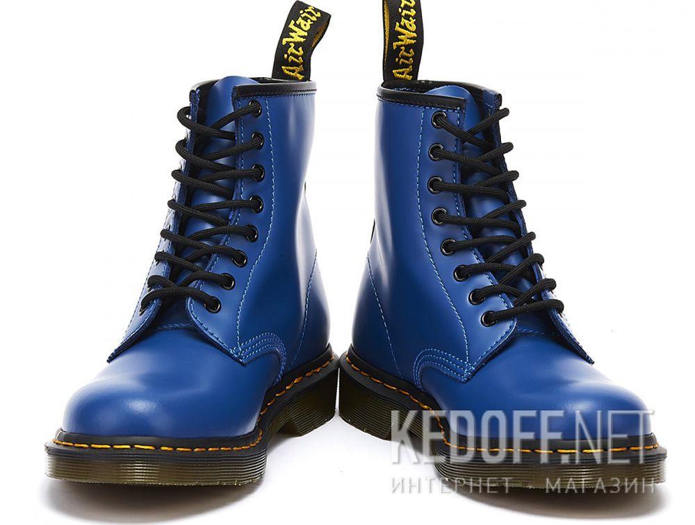 Черевики Dr.Martens Colour Pop Smooth Blue 1460-DM24614400 купить Киев