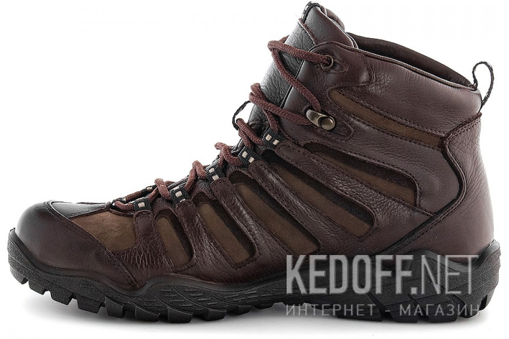 Boots Forester 25705-45 Brown Leather