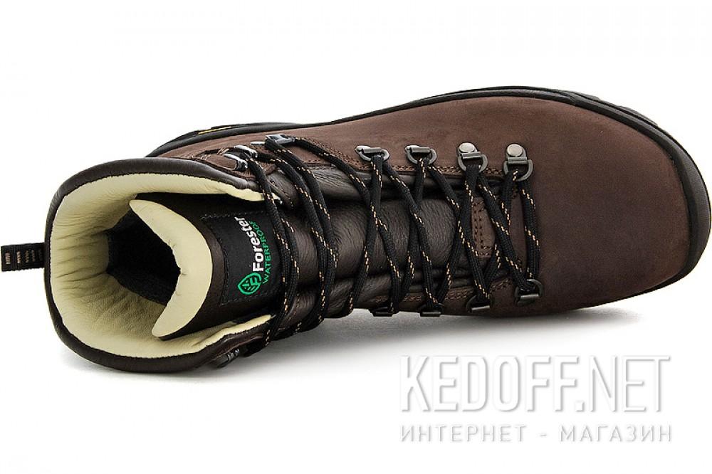 Ботинки Forester Vibram 3216VG-V4 Коричневый нубук