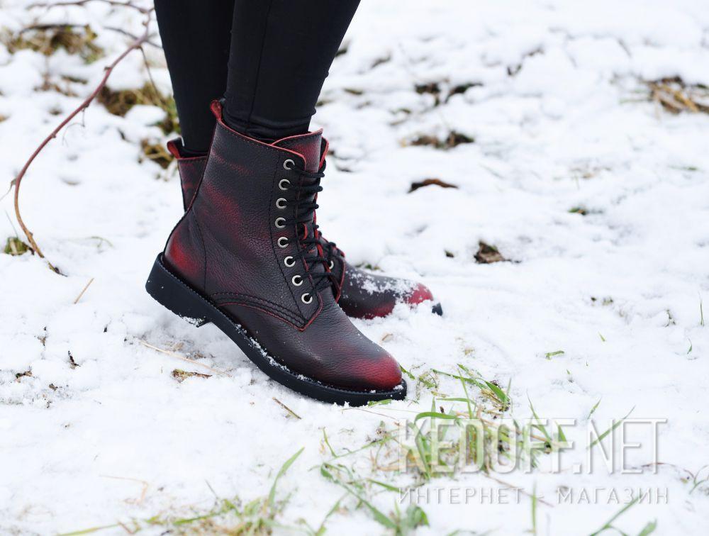 Ботинки Forester 3550-4727 доставка по Украине