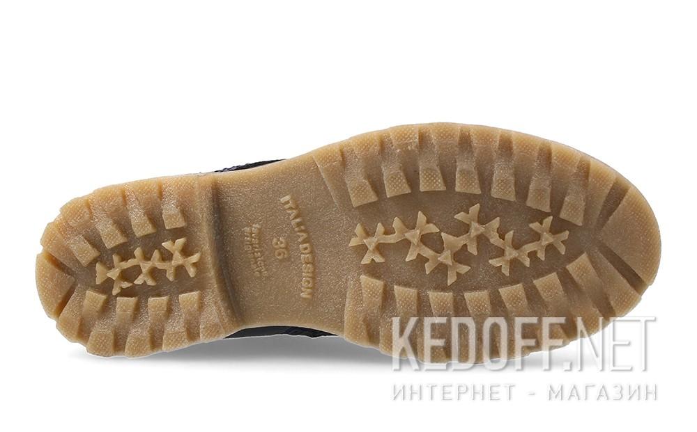 Ботинки Forester 3553-89  описание
