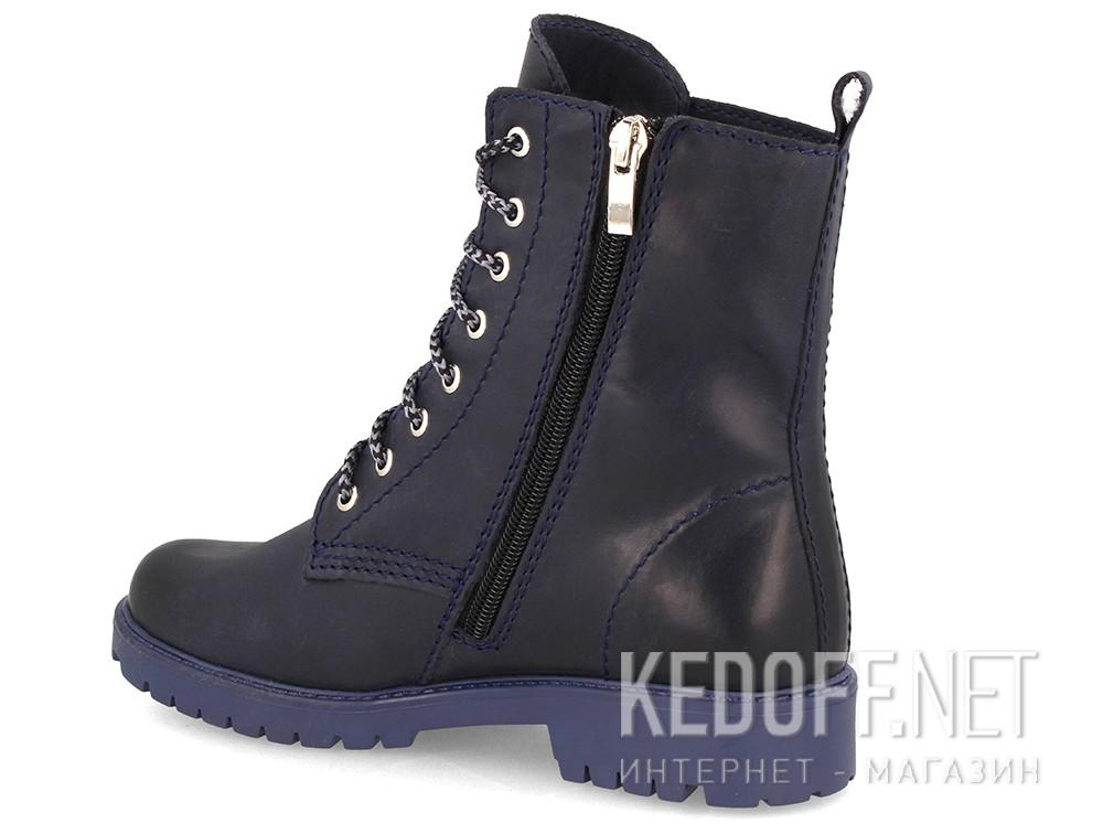 Тимберленды Forester 3558-8989 унисекс   (тёмно-синий) купить Украина