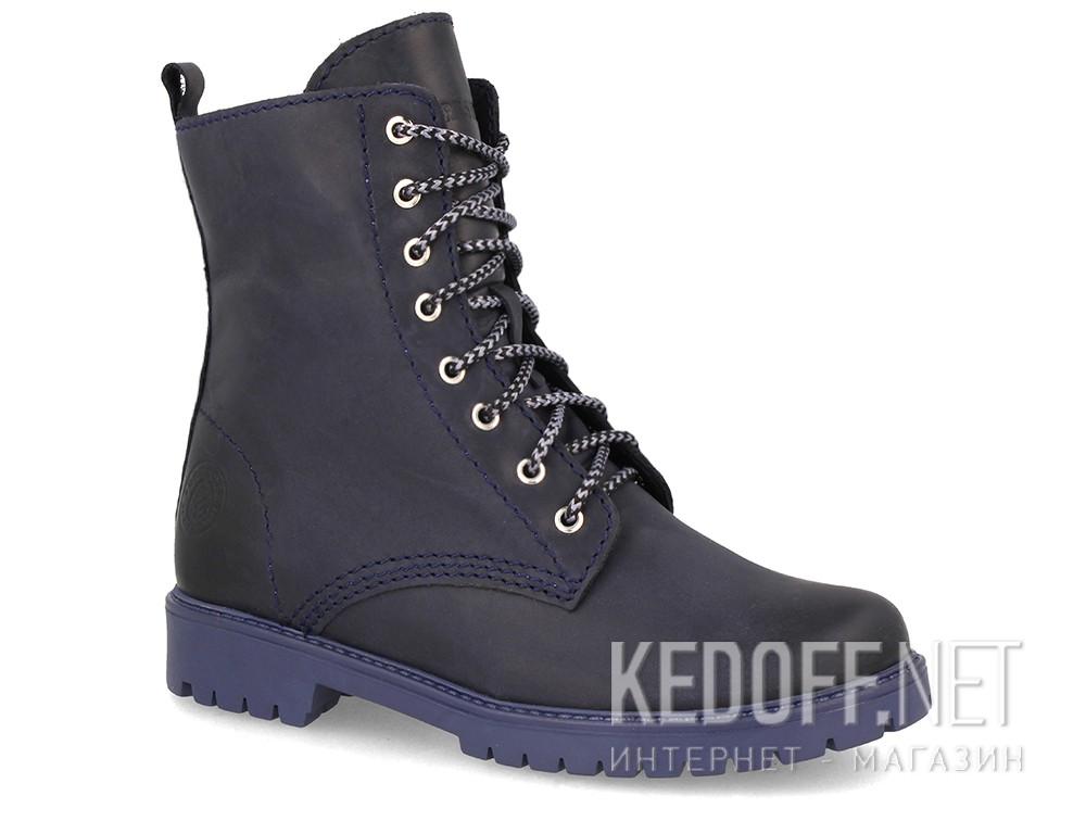 Купить Тимберленды Forester 3558-8989 унисекс   (тёмно-синий)