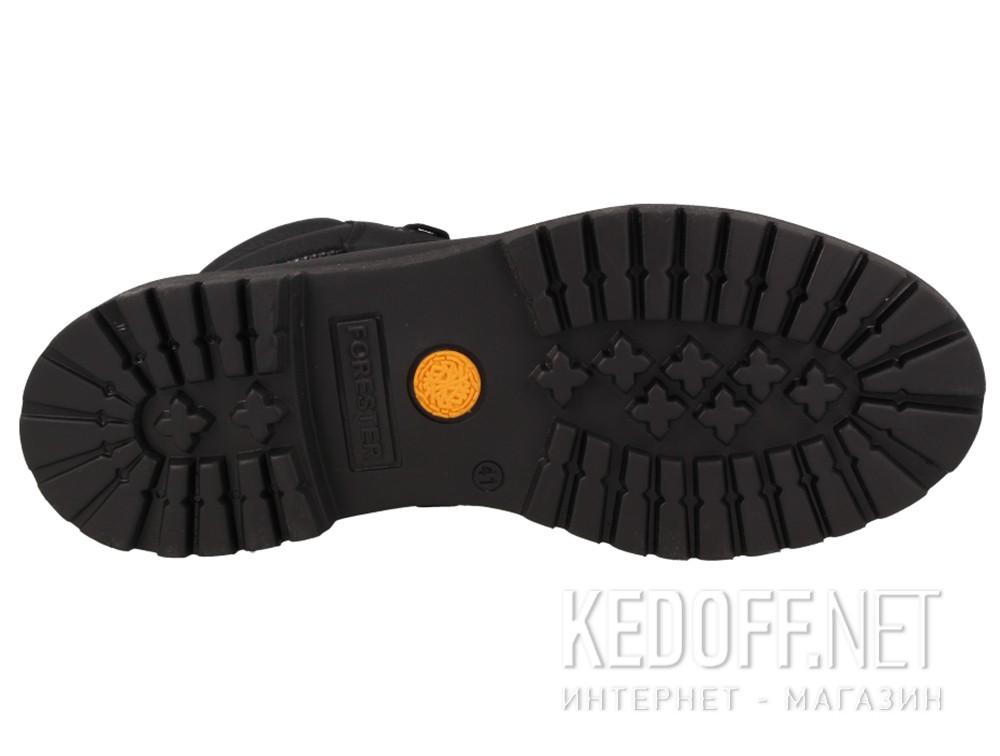 Оригинальные Ботинки Forester Black Shark 4534-27
