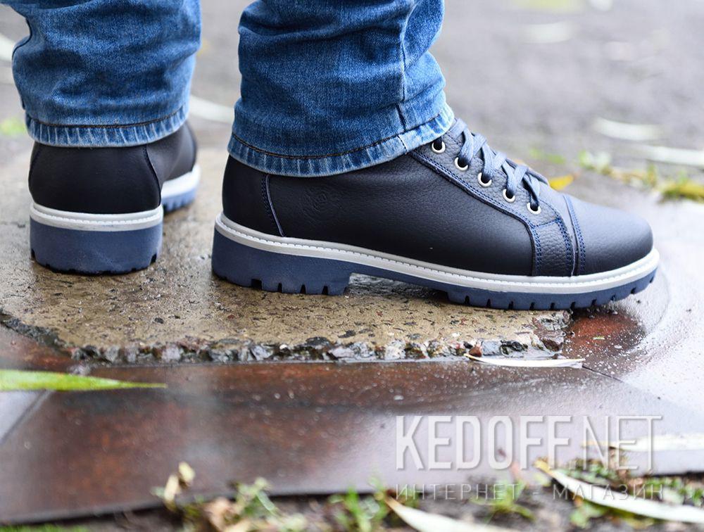 Ботинки Forester Blue Shark 4534-8989 все размеры