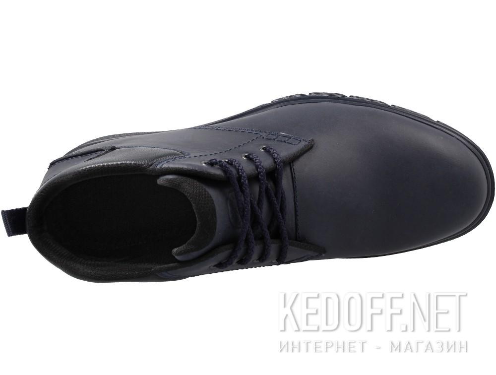 Ботинки Forester 5779-005 Синяя кожа