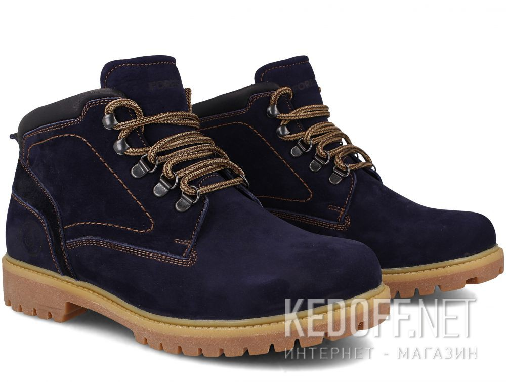 Ботинки Forester Urbanity MID 7755-752   купить Украина