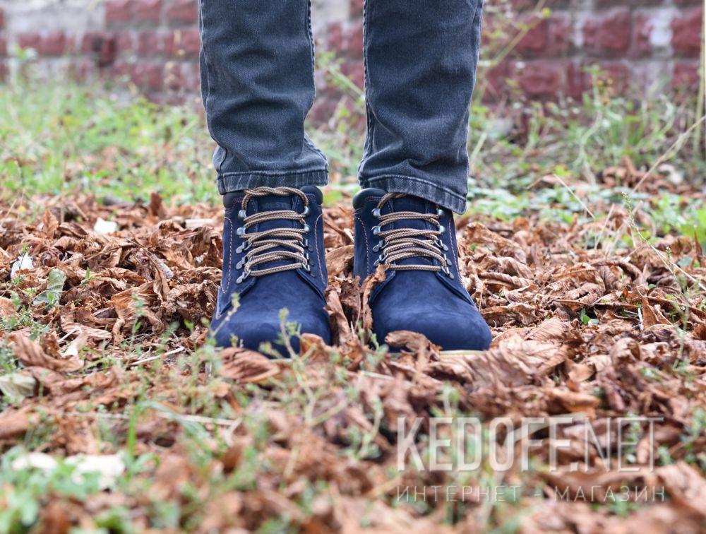 Ботинки Forester Urbanity MID 7755-752   все размеры