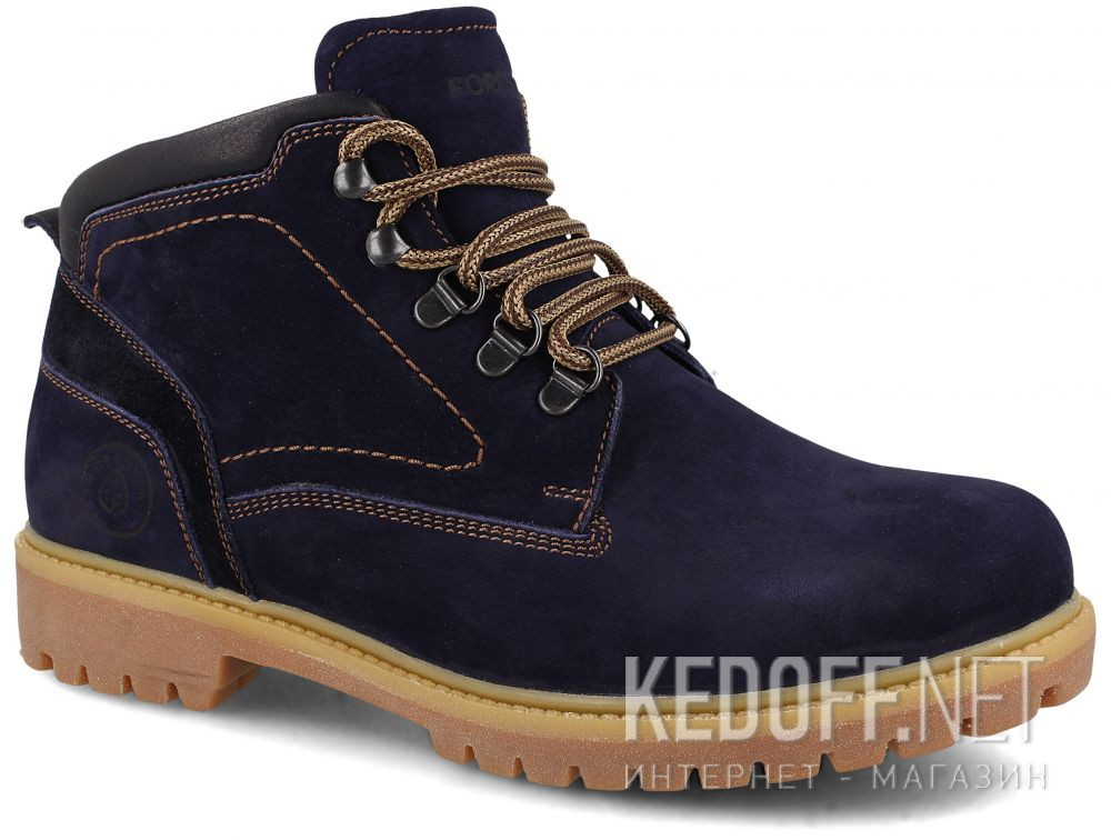 Купить Ботинки Forester Urbanity MID 7755-752