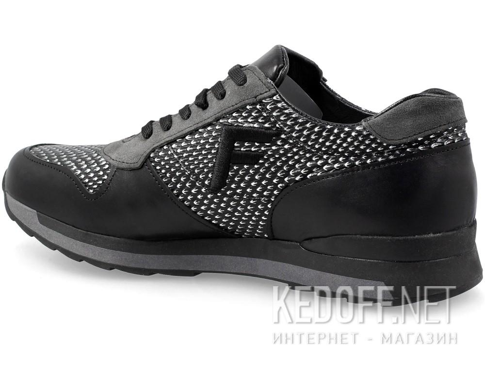 Кроссовки Forester 7828-3727 (чёрный/серый) купить Украина