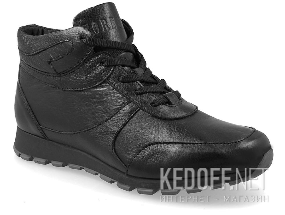 Мужские комфорт Forester 8392-27   (чёрный)