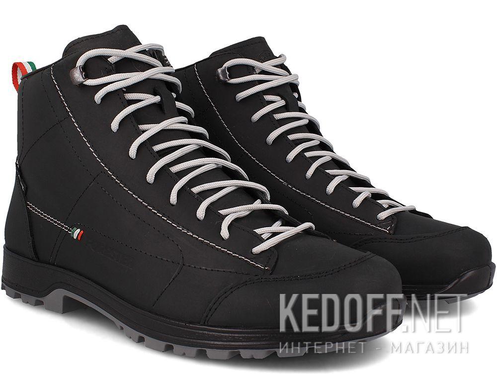 Ботинки Forester Black Dolomites 12003-V40 Made in Europe купить Украина