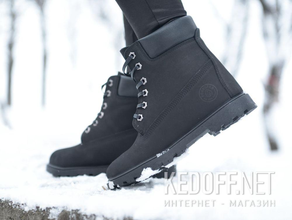 Ботинки Forester BlackWood 0610-27 все размеры