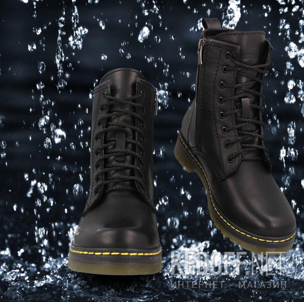 Ботинки Forester Serena Black Zip 1460-27 доставка по Украине