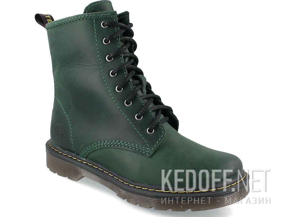 Черевики Urban Forester Lack 1460-22 Green