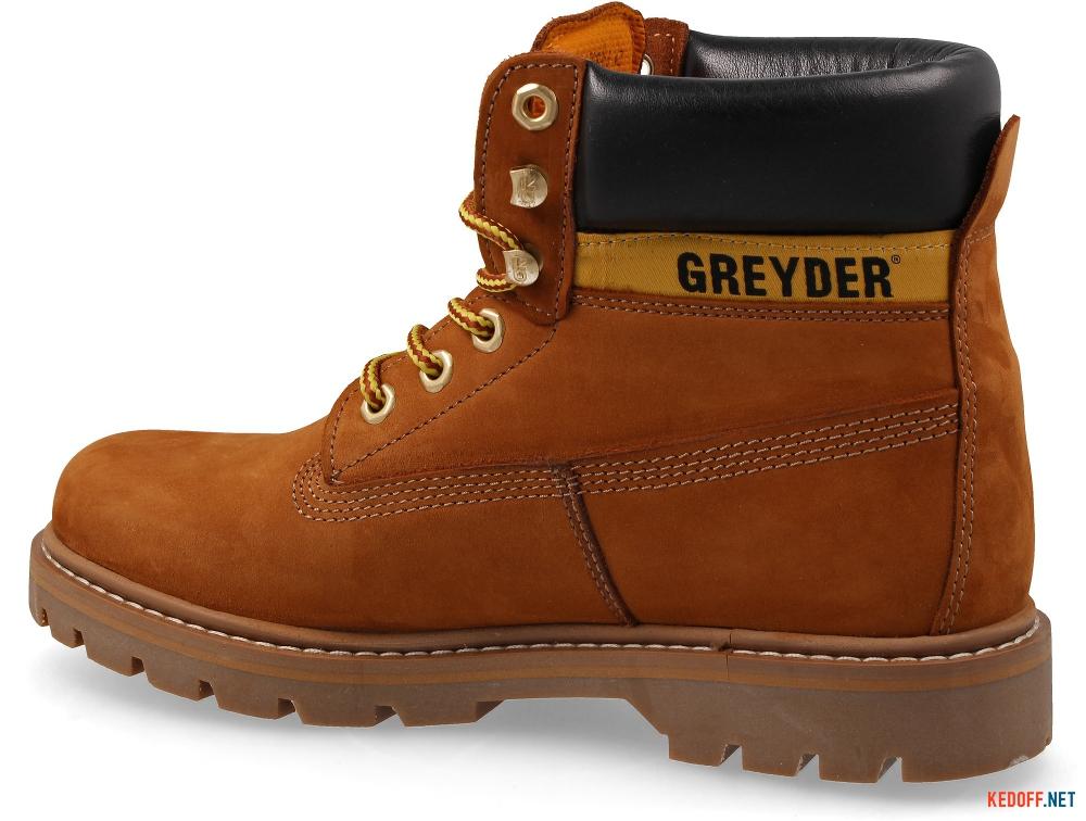 Ботинки Greyder 10450-5063 Camel Nubuk