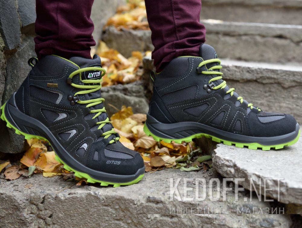 Ботинки Lytos STRATUS MID JAB 27 1JJ029 доставка по Украине