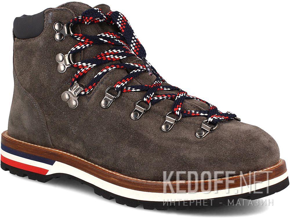 Купить Ботинки Moncler Peak Grey Vibram Made in Italy