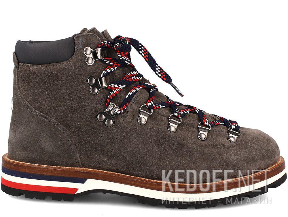 Ботинки Moncler Peak Grey Vibram Made in Italy купить Украина