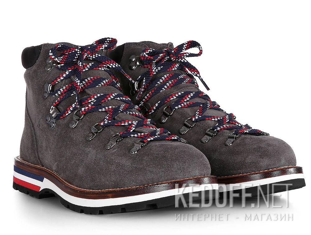 Оригинальные Ботинки Moncler Peak Grey Vibram Made in Italy
