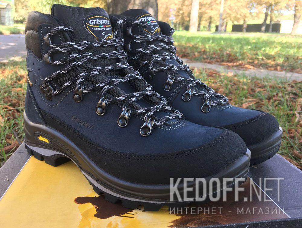 Мужские ботинки Grisport Vibram 12801N92tn Made in Italy все размеры