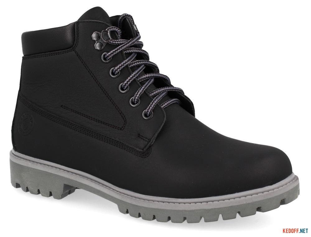 Купить Мужские ботинки Forester Black Urbanity 8751-27