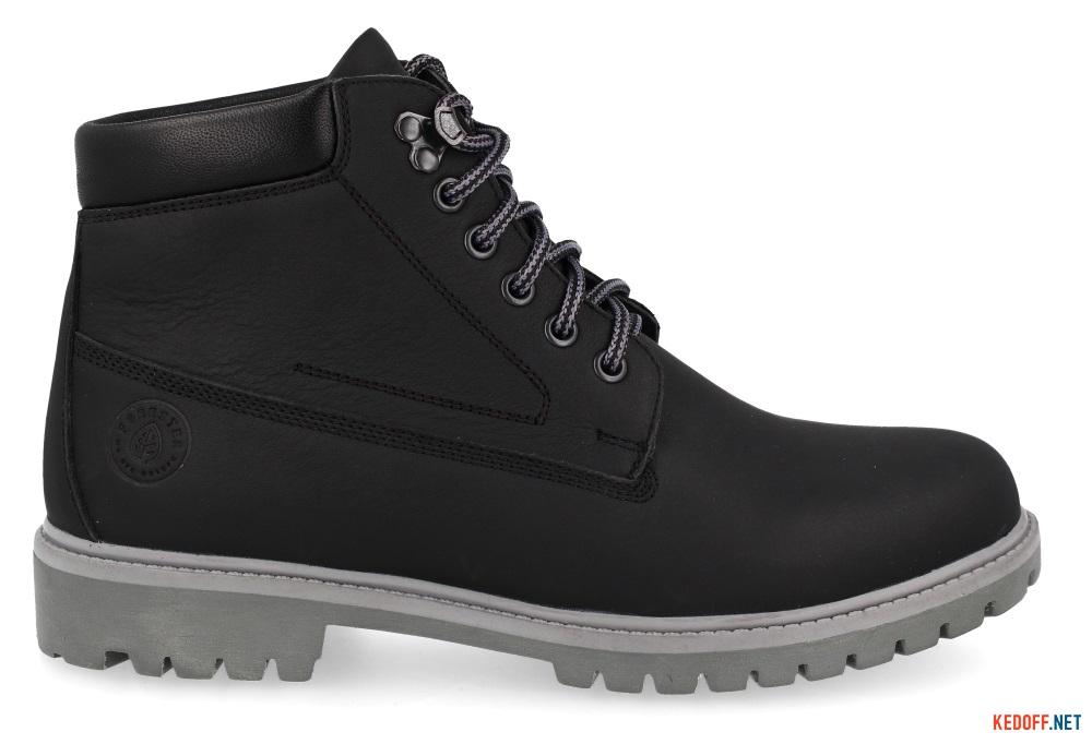 Мужские ботинки Forester Black Urbanity 8751-27    купить Украина