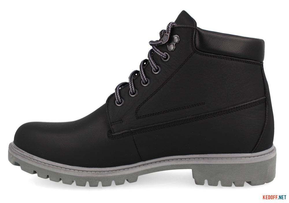 Мужские ботинки Forester Black Urbanity 8751-27    купить Киев