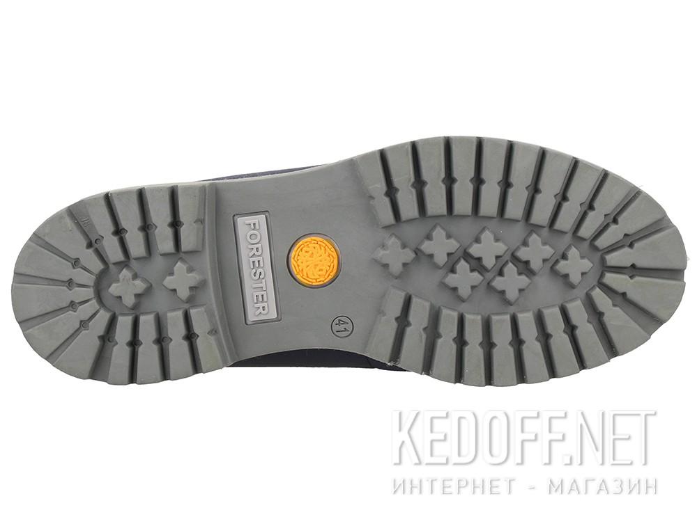 Мужские ботинки Forester Urbanity 8751-005    описание