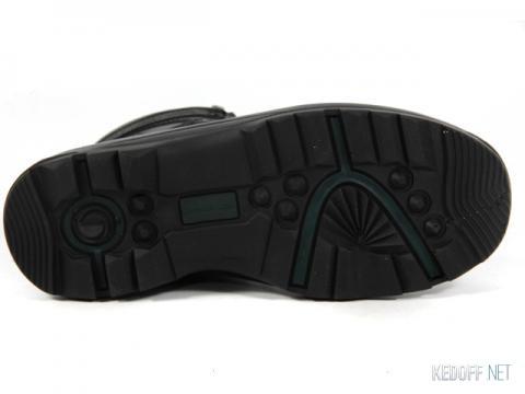Мужские ботинки Forester 4511-0336 все размеры