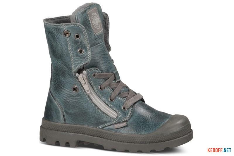 Детская обувь Palladium 52610-463 Кожаные