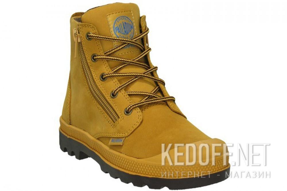 Ботинки Palladium 52744-221  купить Украина