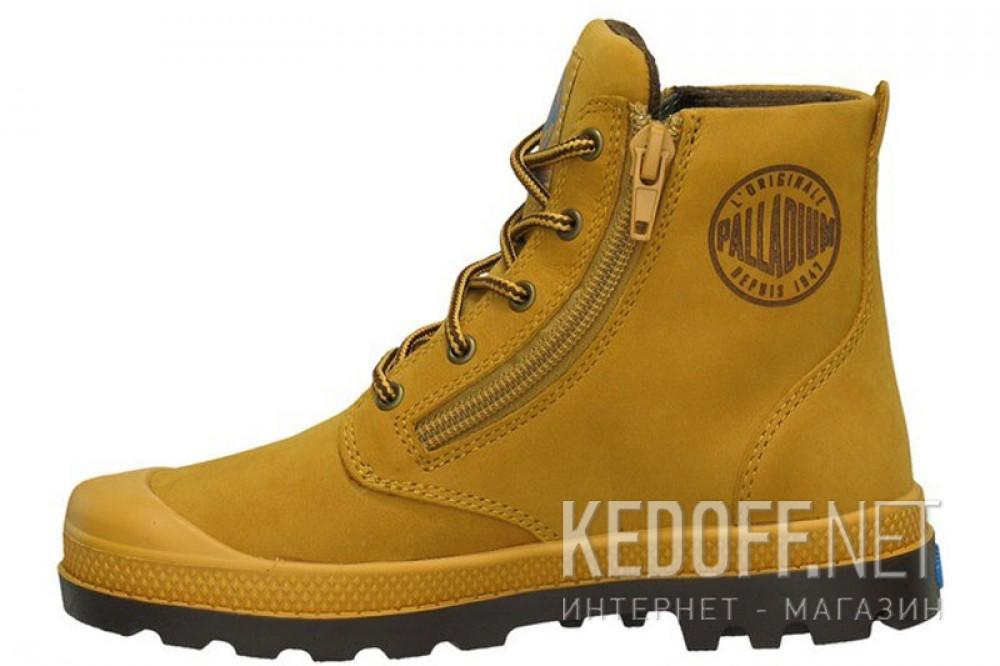 Ботинки Palladium 52744-221  купить Киев